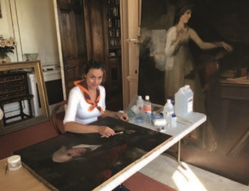 Cleaning and Conservation of Paintings
