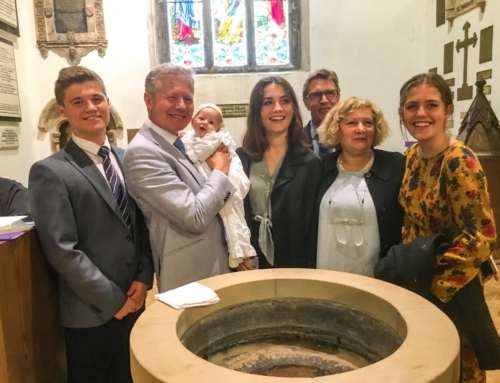 Baby John's arrival and Christening
